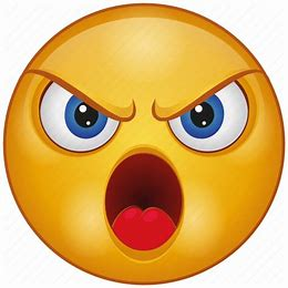 Image result for Angry Face Cartoon
